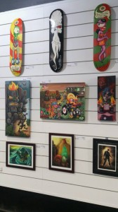 Trick Monkey Gallery