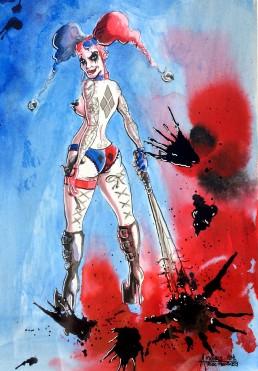 Harley Quinn Alt Girl