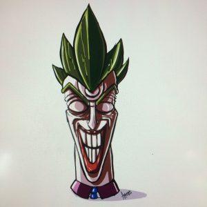 Joker Tiki